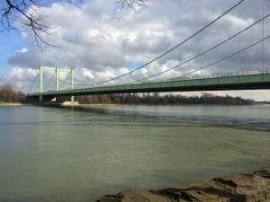 Autobahn Brücke Köln Rodenkirchen