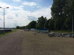 Parkplatz Slipanlage Hatenboer