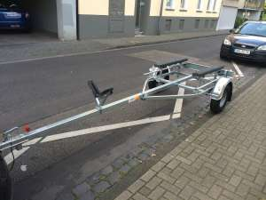 Trailer Harbeck 450 BS