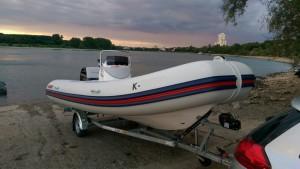 Valiant 550 Sport