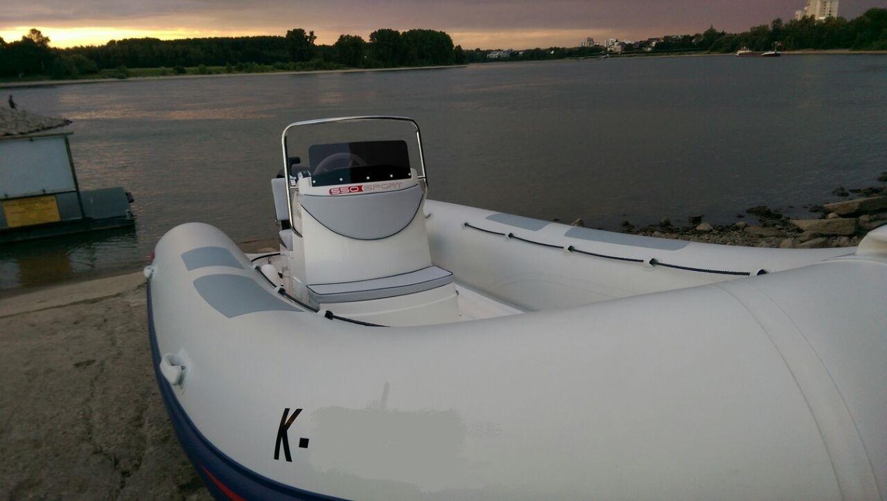valiant 550 sport sportboot. Black Bedroom Furniture Sets. Home Design Ideas