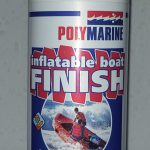 Polymarine Inflatable Boat Finish