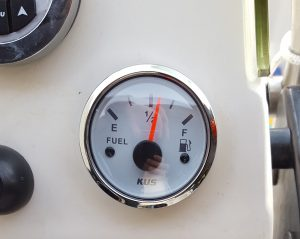 (Wema) Kus Tankanzeige mit 0 bis 190 Ohm