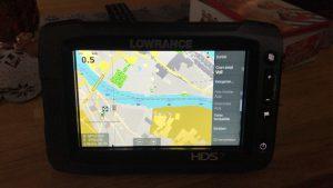 Lowrance HDS7 Gen 2 mit WoSoft-MAP OpenStreetMap AT5 Karte